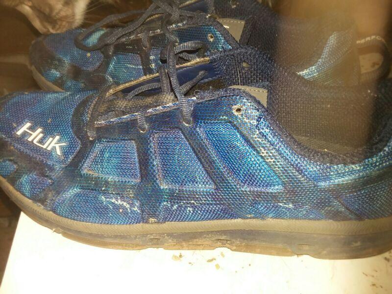 Huk attack Fishing Wading Shoes Mens size 10