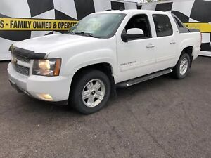2011 Chevrolet Avalanche LT, Crew Cab, Back Up Camera, 4x4