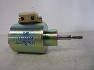 Magnet EKS 248 296 028 1 24V = 100%ED