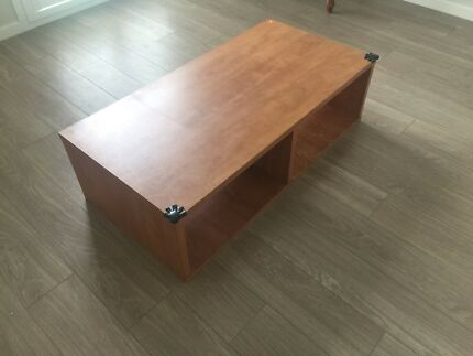 Coffee table / $40 / pick up from The Ponds