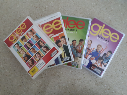 Glee Seasons 1&2