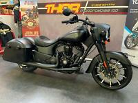 Indian SPRINGFIELD DARKHORSE BRAND NEW,1811cc,NOW WITH £1400 DISCOUNT £20949