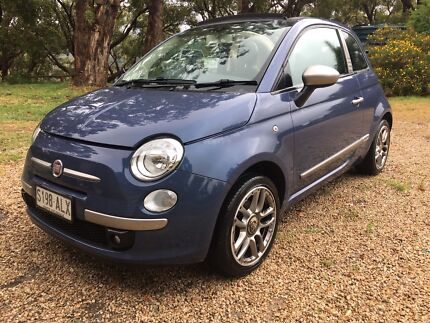 Fiat 500c Convertible Auto LTD Edition Diesel $10500 Adelaide CBD Adelaide City Preview