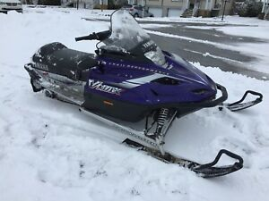 Yamaha vmax 600 2002