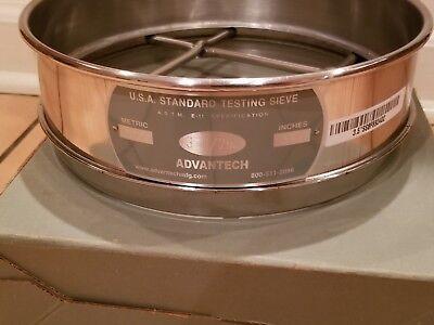 Usa Standard Testing Sieve 3.5 Inches 90 Metric Advantech