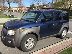 2003 Honda Element (FWD, 340,000km)