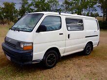 PRICEDROP  Toyota Hiace REGO until 22/09, RWC, New Tyres Parramatta Park Cairns City Preview