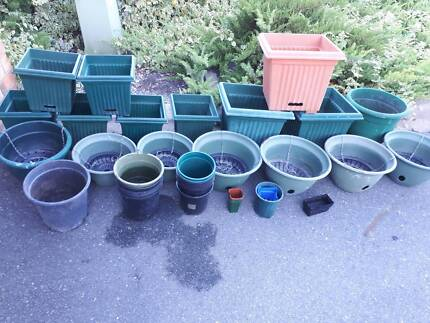 Garden Pots Canberra Large pot in south canberra act pots garden beds gumtree garden pots self watering and hanging baskets workwithnaturefo