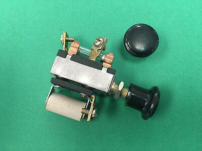 John Deere Tractor 6 Volt Light Generator Cutout Switch Al2857t L La