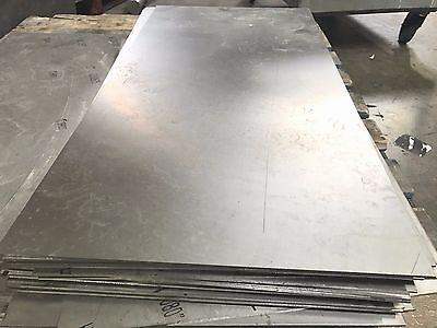 Titanium Plate 6al4v 12 X 24 X .080
