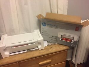 Printer (hp desk jet 1112)