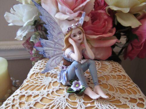 "Blonde Fairy Garden Miniature 3 3/4"" fairy figurine Pacific Giftware NEW"