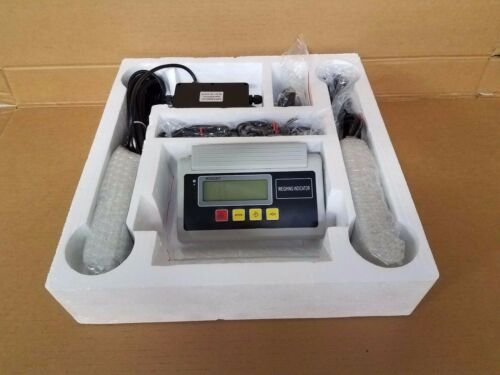 1000lb Livestock Scale Kit for Hogs Goats Sheep Alpacas Pigs & Platform scales