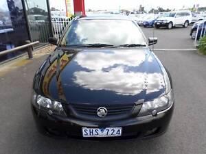 2003 Holden Commodore VY SV8 Sedan