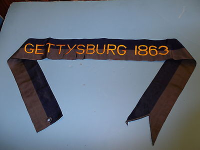 rst007 Civil War US Army Flag Streamer Gettysburg 1863