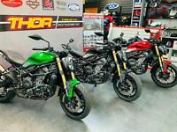 Benelli 752s 2020 ALL NEW MODEL.TOP SPEC EQUIPMENT ITALIAN STYLE £6499