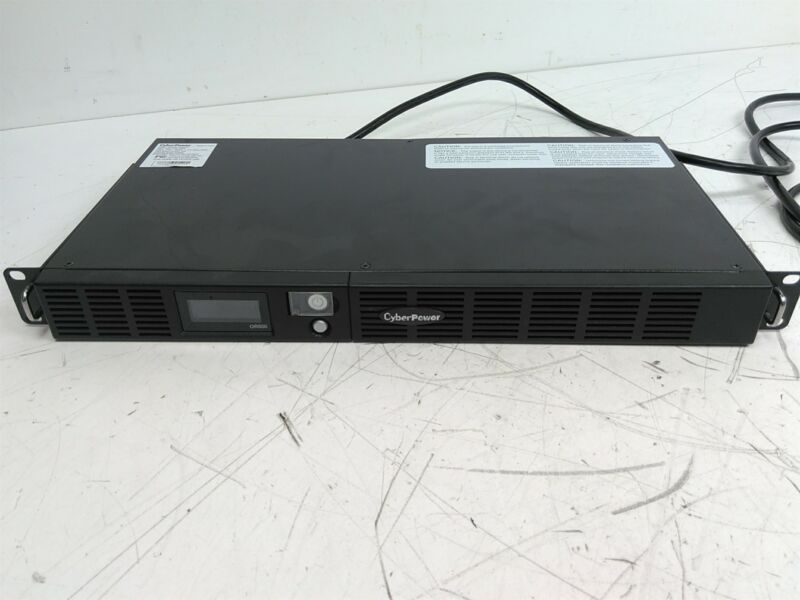 CyberPower OR500LCDRM1U 500VA / 300W UPS System No Battery/No Harness