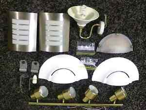 Assorted internal & external lighting **all working** Georgetown Newcastle Area Preview
