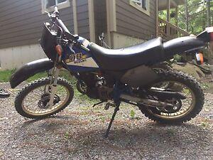 Suzuki dr 200 1986
