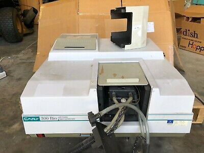 Varian Cary 300 Bio Uv-visible Spectrophotometer - Used - Parts