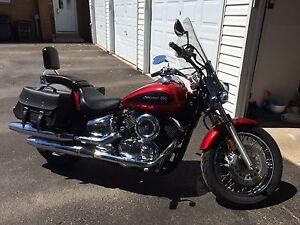 2009 Yamaha V star 1100 cc