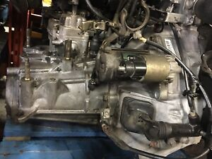 JDM F20B 2.0L 5Speed transmission for accord 98-2002
