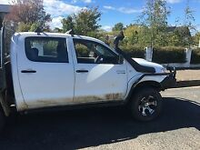 Toyota Hilux Ulverstone Central Coast Preview