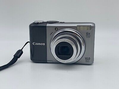 Canon Powershot A2000IS 10MP Digital Camera 6x Optical Zoom IMAGE STABILIZER ()
