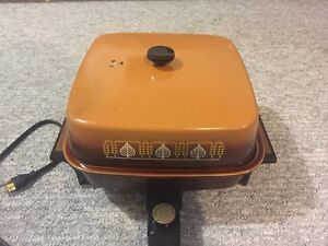 Electric Cooker/Griddle