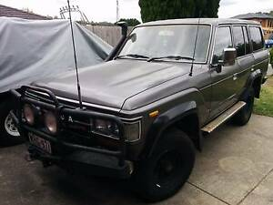 1989 Toyota LandCruiser Wagon Endeavour Hills Casey Area Preview