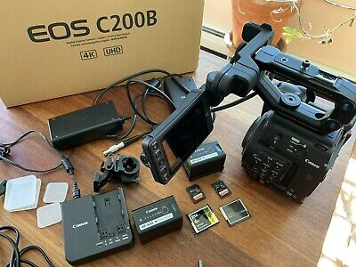 Canon EOS C200b Cinema Camera