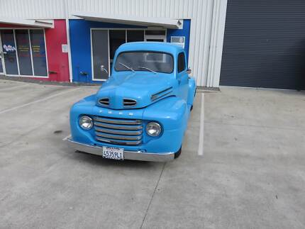 1950 FORD F1 Pickup Truck, F100 FORD UTE