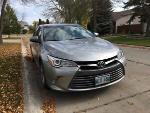 2016 Toyota Camry Clean Title