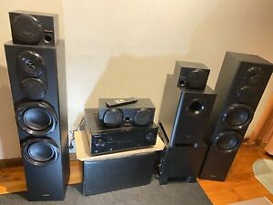 Pioneer Home theatre surround system amazing sound Bluetooth included