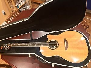 Ovation Acoustic American