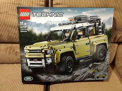 New, Factory Sealed LEGO Technic Land Rover Defender 42110