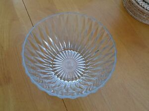Stunning Vintage Glass Trifle/Fruit Bowl COLLECTION
