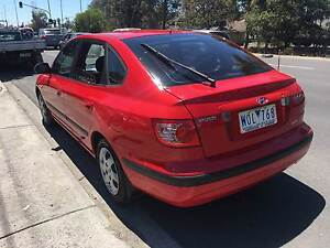 2006 Hyundai Elantra Hatchback automatic low kls Fawkner Moreland Area Preview