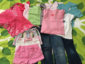 4 years old girl's clothes(31pieces)