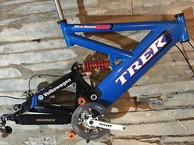 Trek DH Pro Issue vintage World Cup DH bike frame