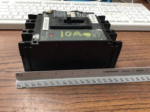 FUJI BU-ECA 3010 Circuit Breaker 10AMP 240VAC TESTED TA27MS  - $15.00