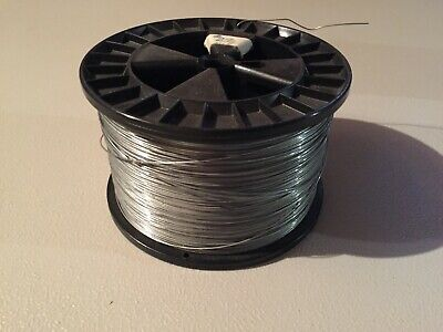 Round Stitching Wire 5lb Spool Of 22 Gauge Galvanised Bindery Stitchers