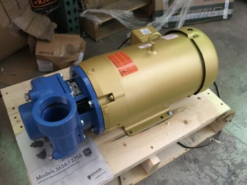 GOULDS WATER TECHNOLOGY 15 HP 3 PH 4BF1M9C0 240/460VAC Centrifugal Pump