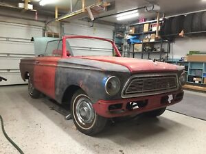 1962 Rambler Convertible Project