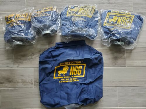 NSS Enterprises super suction model M bags 10-394-1