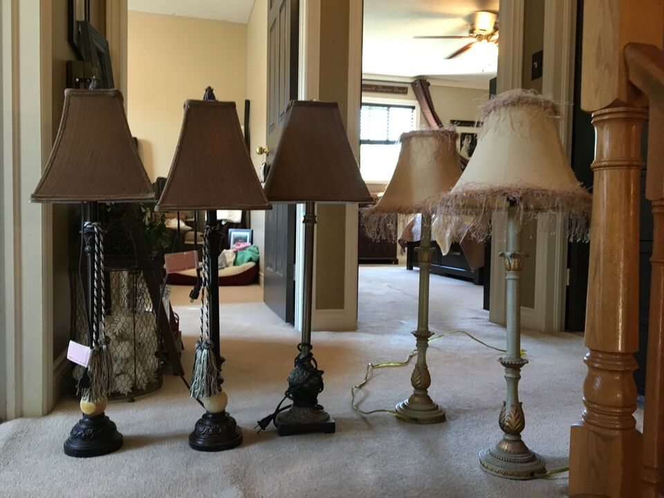 Buffet Lamps Or Sell Indoor Home Items In Toronto Gta Kijiji