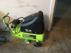Air compressor and mastercraft tool