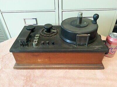 Nice Vintage Leeds Northrup Potentiometer Laboratory Instrument
