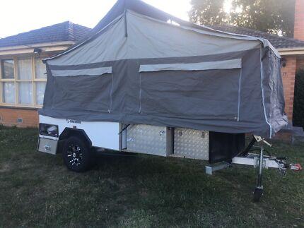 2016 starvision camper trailer