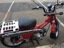 2007 Honda CT110 - Postie Bike Darwin CBD Darwin City Preview